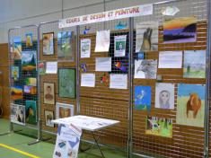 Exposition à Messimy